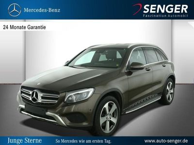 gebraucht Mercedes GLC250 4MATIC Off-Roader Park-Assist COMAND ILS