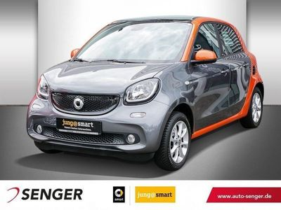 gebraucht Smart ForFour 52KW+PANODACH+TWINAMIC+LED+SHZ+LED
