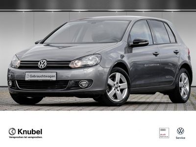 gebraucht VW Golf VI Style 1.2 TSI SHZ*Alu*Climatronic*PDC*GRA