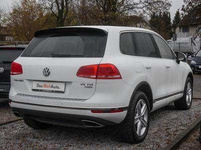 gebraucht VW Touareg Touareg V6 TDI Luft ALU19 PANO Leder Xenon AHK