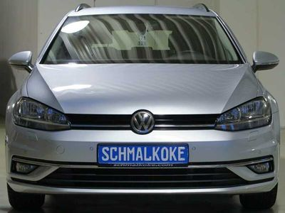 gebraucht VW Golf VII Variant 1.6 TDI SCR DSG7 COMFORTL Navi