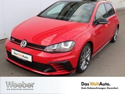 gebraucht VW Golf VII GTI 2.0 TSI Clubsport Pano Navi Xenon D