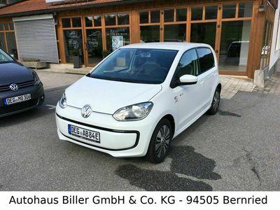 gebraucht VW e-up! high+NAVI+beheizFrontscheibe+SHZ+GRA+