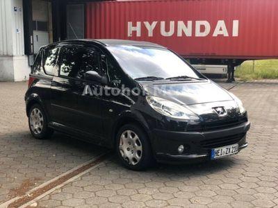 gebraucht Peugeot 1007 Premium #ELEKTR.TÜR#KLIMA#TÜV NEU#60TKM