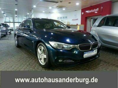 gebraucht BMW 425 Neu d Luxury Line+Head UP