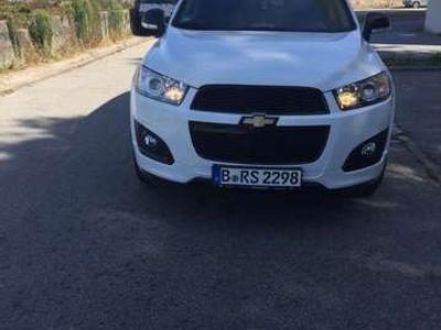 gebraucht Chevrolet Aveo 1.3 LTZ