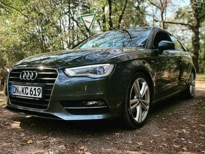 gebraucht Audi A3 1.4 TFSI S line Sportpaket als Limousine in Euskirchen