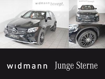gebraucht Mercedes GLC43 AMG AMG 4M Designo*Comand*Distronic*LED*AHK