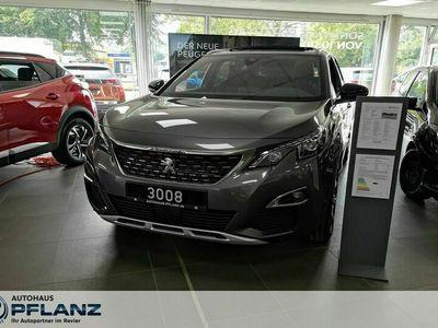 gebraucht Peugeot 3008 GT 2.0 BlueHDi 180 EAT8 NAVI, AHK, PANO