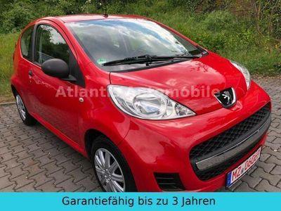 gebraucht Peugeot 107 Petit *TÜV/AU 2021*Servolenkung*8xbereift*