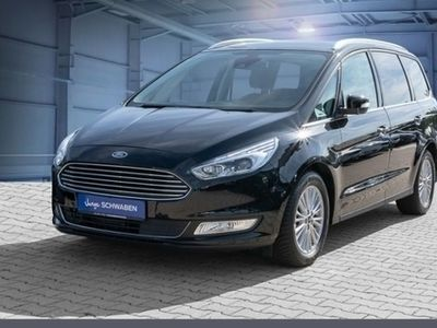 gebraucht Ford Galaxy 2.0 TDCi Titanium *LED*DAB*NAVI*PDC*