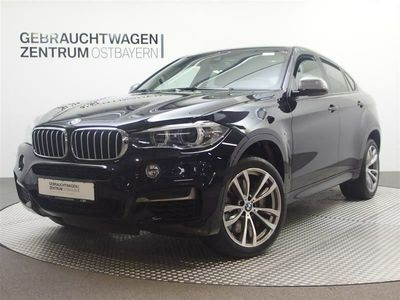 gebraucht BMW X6 M50d Leder+Komfortsitze+Memory+LM20+HiFi+Navi