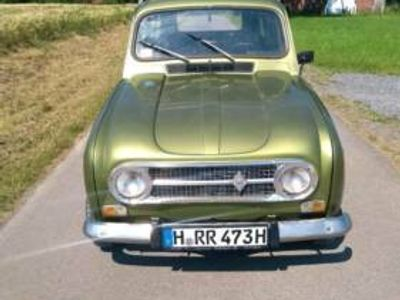 used Renault R4 TL '80 Alltagsoldie TÜV 1/2021 und H-Abnahme