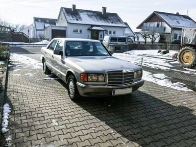 gebraucht Mercedes 260 MercedesW126