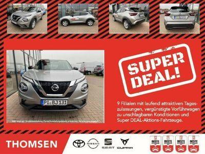 gebraucht Nissan Juke N-Connecta LED Navi Kamera Bremsass Spurh