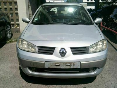 gebraucht Renault Mégane II Lim. 5-türig Dynamique Klimaautomatik