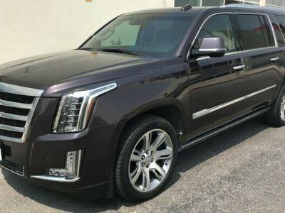 gebraucht Cadillac Escalade 6.2 V8 Premium ESV Autom. LANG VERSION