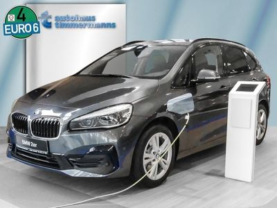 gebraucht BMW 225 Active Tourer xe iPerformance Steptronic Sport Line Navi Automatik LED Scheinwerfer Bluetooth PDC