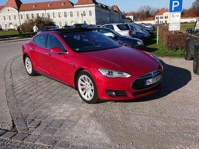gebraucht Tesla Model S Dual Motor Allradantrieb Performance