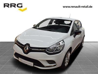 gebraucht Renault Clio IV 4 1.2 16V 75 LIMITED EURO 6 KLEINWAGEN