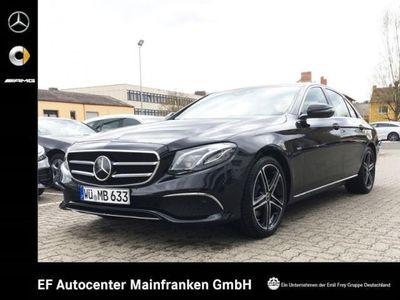 used Mercedes E300 SPORTSTYLE-Avantgarde+Fahrass+Widescreen