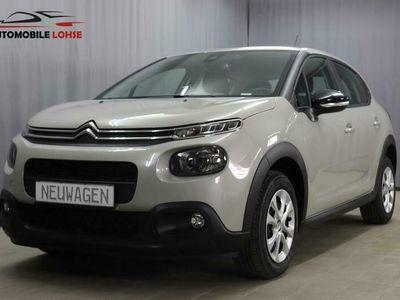 gebraucht Citroën C3 FEEL UVP 19.510,00 Euro 1,2 PureTech 82 Stop&Start Mirror Screen, Sitzheizung, Einparkhilfe hinten, Nebelscheinwerfer, Regensensor, Klimaautomatik, Spurassistent uvm