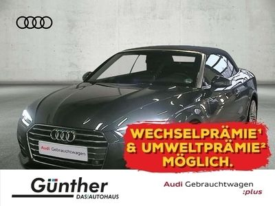 gebraucht Audi A5 Cabriolet Sport 2.0 TFSI QUATTRO S TRONIC+HEAD UP+