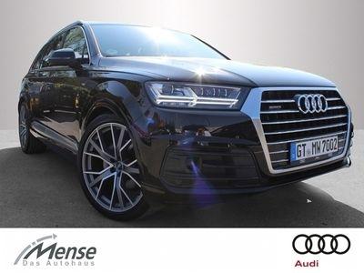 gebraucht Audi Q7 50 TDI quattro tiptr. S line/ BOSE/ Navi