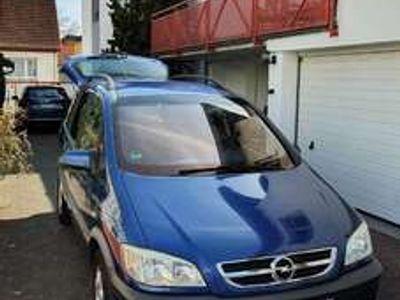 gebraucht Opel Zafira 1.8 Elegance