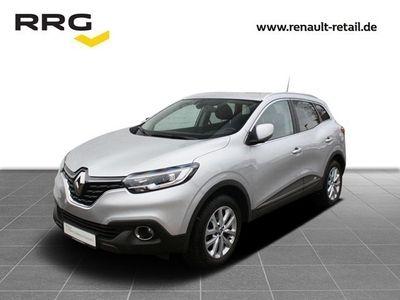 gebraucht Renault Kadjar EXPERIENCE 110 dCi Klimaautomatic