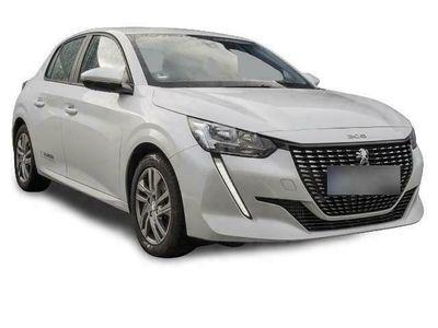 gebraucht Peugeot 208 Active*100PS*3D Navi*SHZ*Mirror Scrreen*Klima*Audio*uvm