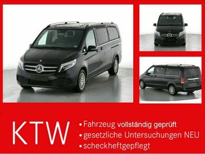 gebraucht Mercedes V250 Avantgarde Extralang el.Tür 2x NeuesModell