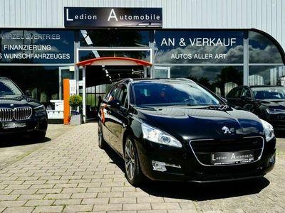 gebraucht Peugeot 508 SW GT°Leder°Navi°Xenon°Panorama-Dach