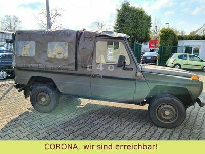 gebraucht Mercedes G230 Wolf Puch Schweizer Armee Camper Tüv