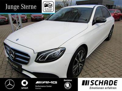 gebraucht Mercedes E200 Avantgarde Night-P.*Navi*LED*Park-Kamera*