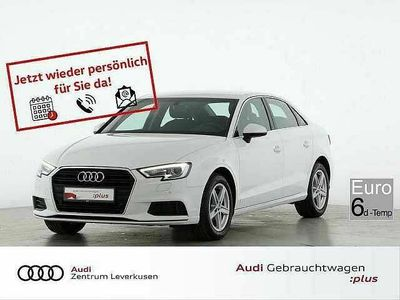 gebraucht Audi A3 Limousine 35 TFSI