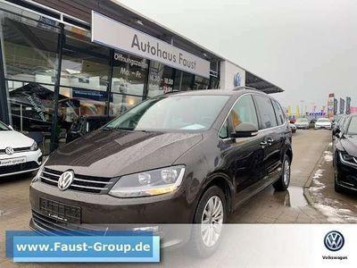 gebraucht VW Sharan Comfortline UMWELTPRÄMIE DSG NAVI (Klima Einparkhi