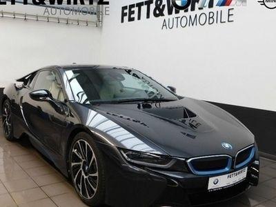 gebraucht BMW i8 Pure Impulse Navi LED HUD HiFi Alarm 20''LM