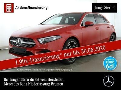 gebraucht Mercedes A250 4M AMG Multibeam Burmester Navi Premium AHK