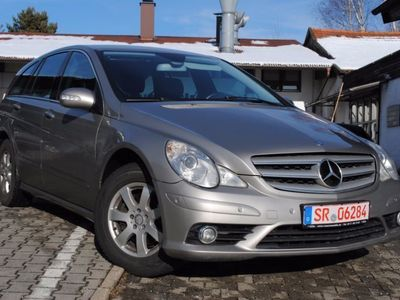 gebraucht Mercedes R280 CDI 4Matic 7G-TRONIC AMG Vollleder