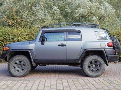 gebraucht Toyota FJ Cruiser VVT-i Executive