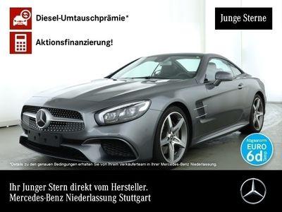 gebraucht Mercedes SL400 AMG COMAND ILS LED Keyl-GO Airscarf Kamera