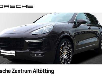 gebraucht Porsche Cayenne Turbo | PCCB Keramikbremse |
