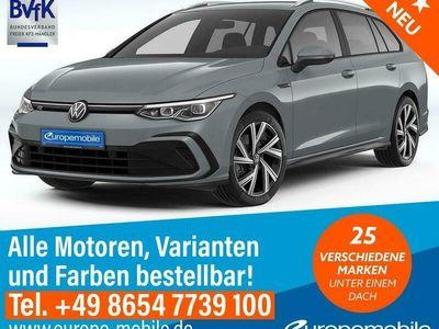 gebraucht VW Golf Variant R-Line (D4) 1.5 TSI OPF 150