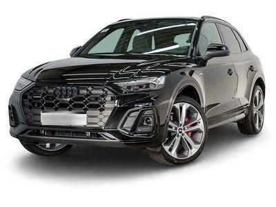 gebraucht Audi Q5 40 TDI Q 3x S LINE FACELIFT ! EDITION MATRIX OLED