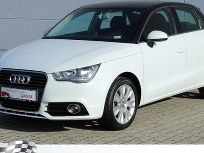 gebraucht Audi A1 Sportback Ambition 1.6TDI media-Paket S-tronic