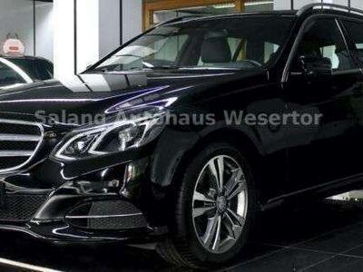 gebraucht Mercedes E250 BlueTEC T EURO6*Navi COMAND*LED*Bluetooth als Kombi in Kassel
