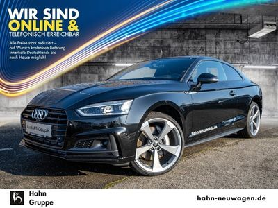 gebraucht Audi A5 Coupé 50 TDI sport Panorama-Glasdach quattro 210(286) kW(PS) tiptronic 8-stufig