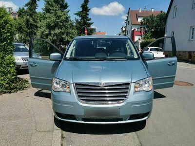 gebraucht Chrysler Grand Voyager 2.8 CRD Automatik/TOP