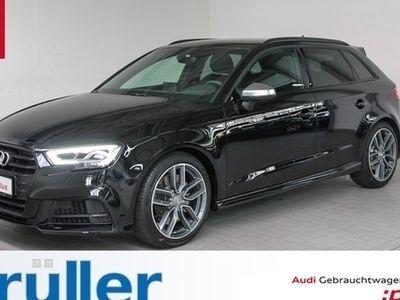 gebraucht Audi S3 Sportback qu Stronic B&O LED Navi Einparkh